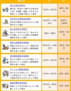 「ちょこっと保険 」どんな補償・プランがあるの? - insurance.yahoo.co.jp