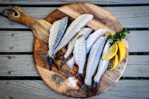 現地調達の魚ほど美味しいものはございません!